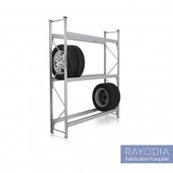 Rack à pneu 3 Niveaux